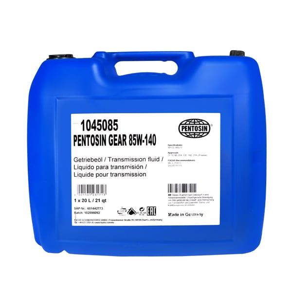 PENTOSIN GEAR 85W-140