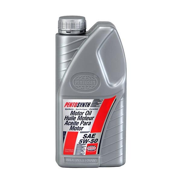 ACEITE SINTÉTICO DE MOTOR 5W-50